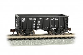 Pennsylvania - Black Ore Car (N Scale)