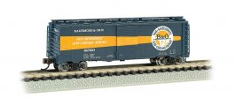 B&O® Timesaver #467603 - AAR 40' Steel Box Car