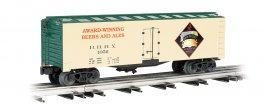 Amherst Brewing Company - 40' Refrigerated Steel Box Car