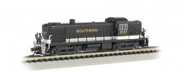 Southern #2137 - ALCO RS-3 - DCC
