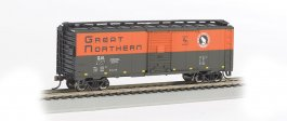 Great Northern #2357 40' Box Car (HO Scale)
