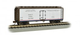 Merchant's Despatch-40' Wood-side Refrigerated Box Car