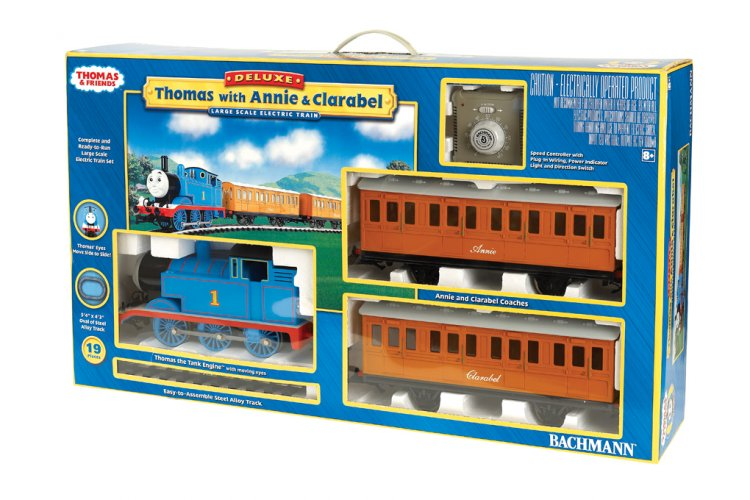 Thomas With Annie and Clarabel - Click Image to Close