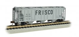 Frisco - PS-2 Three-Bay Covered Hopper