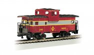 Erie Lackawanna - 36' Wide-Vision Caboose (HO Scale)