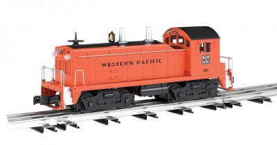 Western Pacific™ #608 NW-2 w/ True Blast® Plus