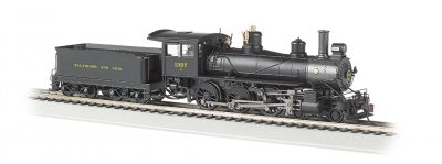 Baltimore & Ohio® #1357 - Baldwin 4-6-0 (HO Scale)