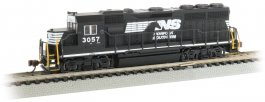 Norfolk Southern #3057 - GP40 - DCC Econami™ Sound Value