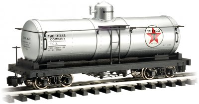 Texaco - Single-Dome Tank Car