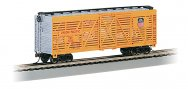 Union Pacific® - 40' Stock Car (HO Scale)