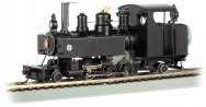 Painted, Unlettered (black) Trench Engine ft. DCC WOWSound®