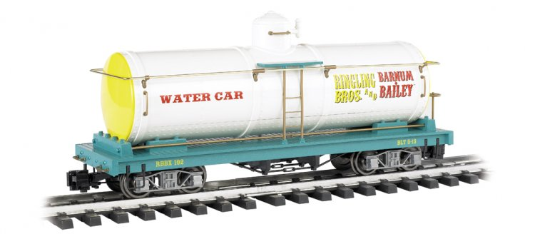 Water Tank Car - Click Image to Close