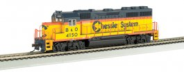 Chessie® #4150 - GP40