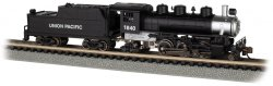 Union Pacific® #1840 - Prairie 2-6-2 & Tender (N Scale)