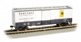 B&O #466063 - SENTINEL - 40' Box Car (HO Scale)