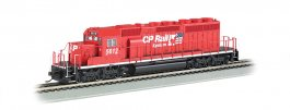 CP Rail #5612 (Dual Flags)- SD40-2 - DCC Sound Value (HO Scale)