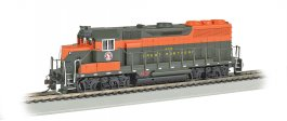Great Northern #3021 - GP35 - E-Z App® Train Control