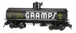 Gramps #88174 - Frameless Tank Car (Large Scale)