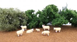 Sheep - HO Scale