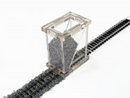 N Scale Ballast Spreader
