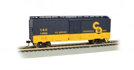 C&O® #13098 40' Box Car (HO Scale)