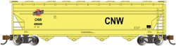 Chicago & North Western™ - 56' ACF Center-Flow Hopper