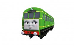 Daisy (with moving eyes) (HO Scale)