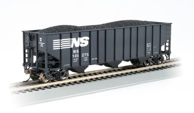 Norfolk Southern #145275 - Beth Steel 100 Ton 3 Bay Hopper