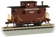 Pennsylvania #476087 - Old-Time Bobber Caboose (HO Scale)