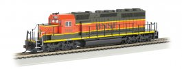 BNSF #1692 - SD40-2 - DCC (HO Scale)