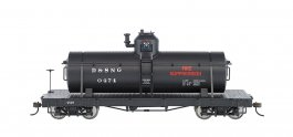 Durango & Silverton #0474 Fire Suppression - Tank Car