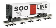 SOO Line - 40' Box Car