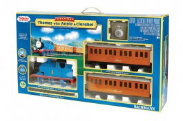 Thomas With Annie and Clarabel