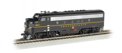 Pennsylvania (Single Stripe) - F7A - DCC Sound Value (HO Scale)