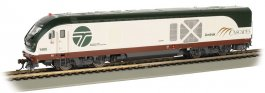 AMTRAK CASCADES® (WSDOT) #1400 - CHARGER SC-44 - DCC WOWSOUND®