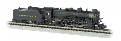 Pennsylvania Post-War With Modern Pilot #3750 (N Scale K4 4-6-2)