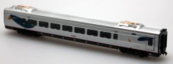 Acela Express First Class Coach #3208 (N Scale)