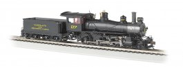 Maryland and Pennsylvania #27 - Baldwin 4-6-0 (HO Scale)