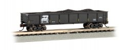 Burlington Northern #500043 - 40' Gondola (N scale)