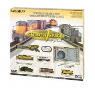 Golden Spike® with Digital Control (N Scale)