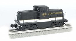 Southern #1951 - Scale 44 Ton Switcher