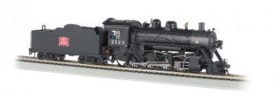 Rock Island # 2123 Baldwin 2-8-0 Consolidation (HO Scale)