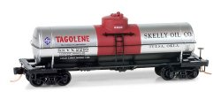 Skelly - 3 Car - 10,000 Gallon Tank Car Set