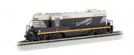 Burlington #272 -GP9 W/O Dynamic Brakes - DCC (HO Scale)
