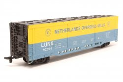 Netherlands Overseas Mills - Evans All-Door Box Car