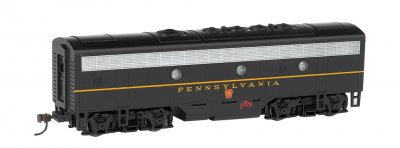 Pennsylvania (Single Stripe) - F7B - DCC Sound Value (HO Scale)