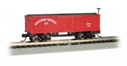 Northern Central - Old-Time Box Car (N Scale)