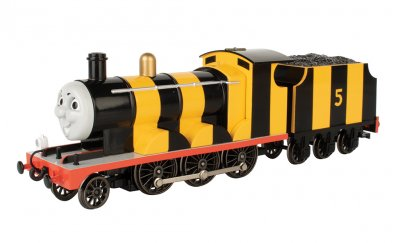 Busy Bee James (with moving eyes) (HO Scale)