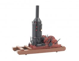 Log Skidder (Non-Operating) (1/Box)