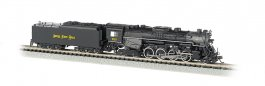 Nickel Plate #765 - Railfan Ver. DCC Sound (N Berkshire 2-8-4)